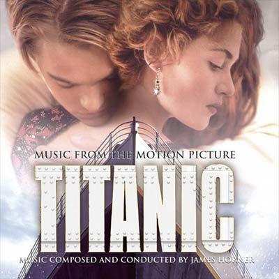 موسیقی متن فیلم تایتانیک