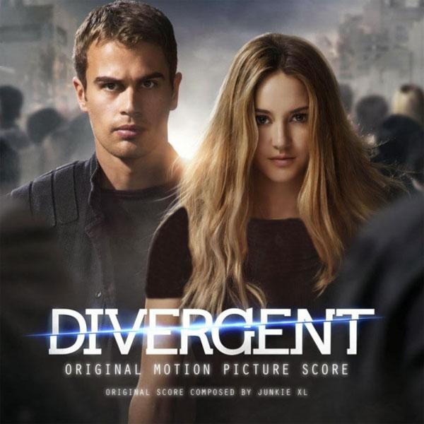 آلبوم موسیقی متن فیلم Divergent