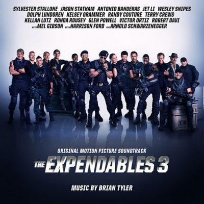 آلبوم موسیقی متن فیلم The Expendables 3